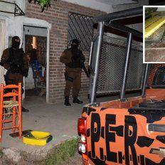 Golpe al narcotráfico en Gualeguaychú: Cocaína, marihuana y 85 involucrados