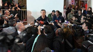 Tras la aparición de Santiago, Macri confirmó que Patricia Bullrich no será apartada