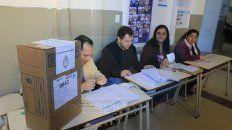 pagan a las autoridades de mesa de elecciones de junio