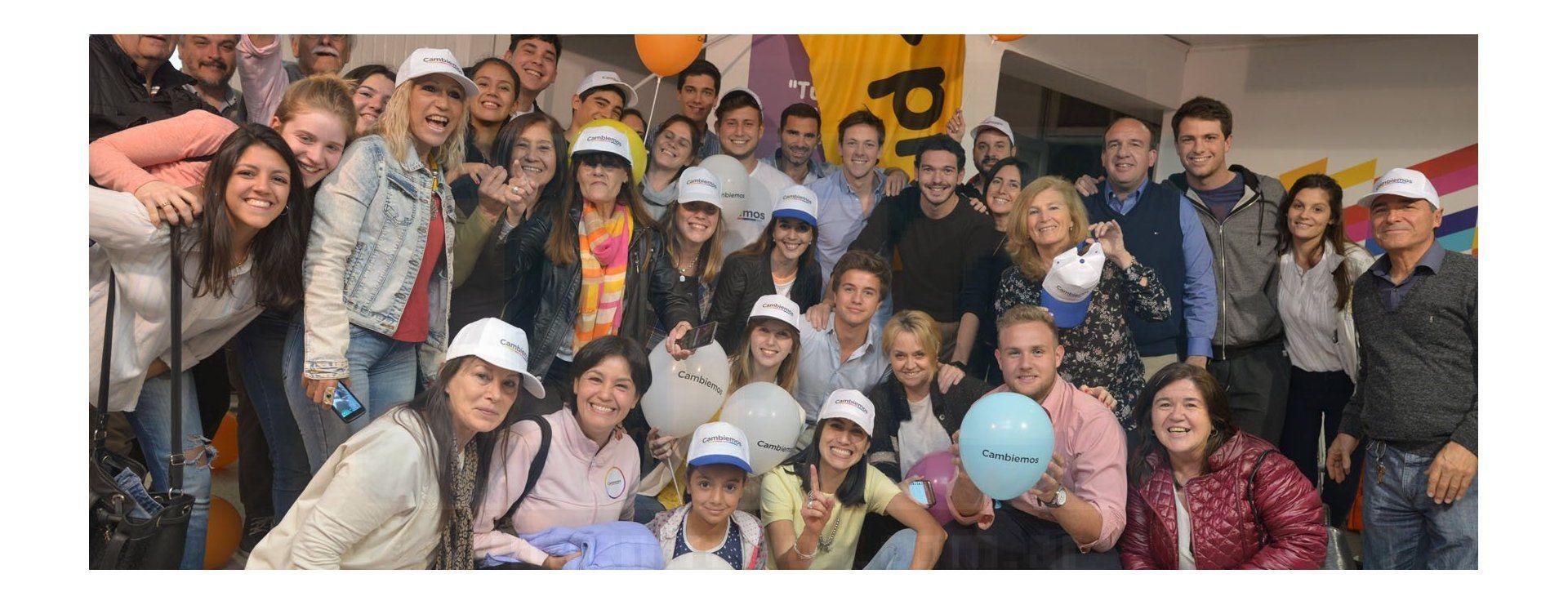 Cambiemos festejó en Paraná la victoria en todos los departamentos de Entre Ríos