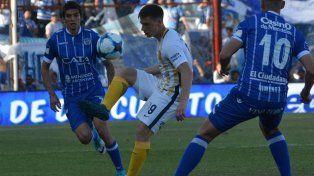 Zampedri metió a Rosario Central en la semifinal de la Copa Argentina