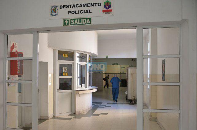 La joven de 27 años luchó por su vida en el hospital San Martín. Foto UNO Archivo Juan Manuel Hernández.