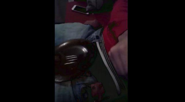 Escándalo en Tucumán: el Vicepresidente 1° de la Legislatura fue grabado tomando cocaína
