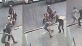 Así fue el violento ataque de motochorros a Jorge Rial