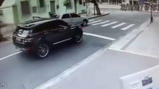 Violento asalto a un arquero en Río de Janeiro
