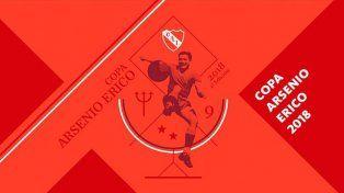 Independiente lanzó la Copa Arsenio Erico