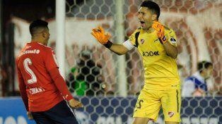 Independiente, próximo rival de Patronato, juega por los cuartos de la Sudamericana