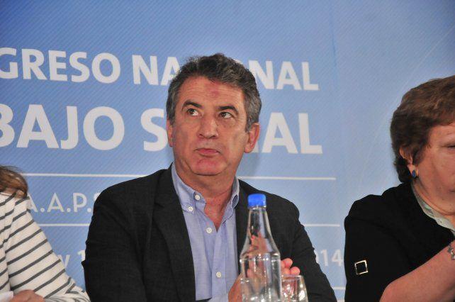 Aval de Urribarri a las medidas de Bordet y a su conducción política
