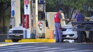 Además de la nafta, también subió el GNC