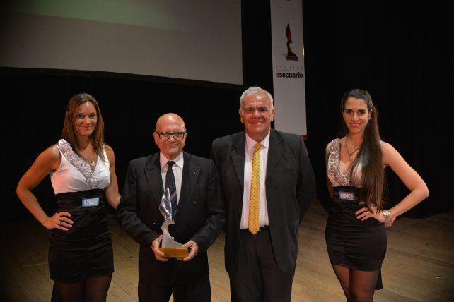 La obra teatral Mhijo el dotor fue distinguida con el Premio Escenario de Oro 2017