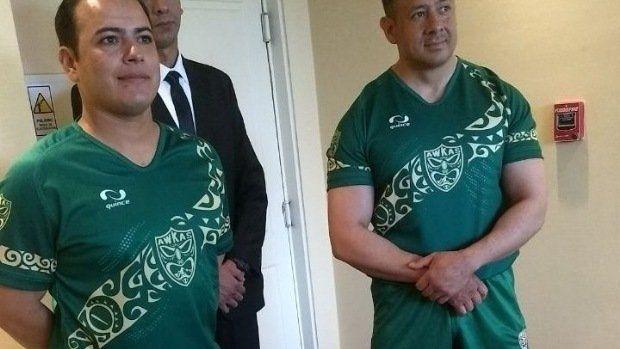 Rugby en la cárcel: Awkas ya tiene camiseta para su debut