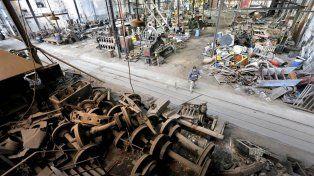 No tan chatarra: el Estado obtuvo $ 15 millones por material ferroviario