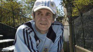 La AFA ayudará a René Houseman en el tratamiento al que se someterá por cáncer de lengua