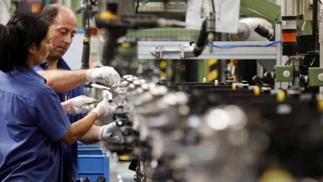La producción de las industrias pyme creció 3,3% en septiembre