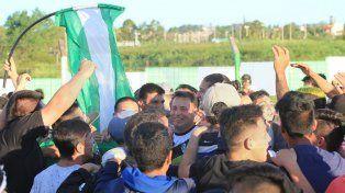 Ministerio se quedó con la Copa Diario UNO y el ascenso a la élite de la LPF