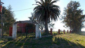 La camioneta del empresario fue hallada en inmediaciones a La Garibaldina, en ruta nacional 12.