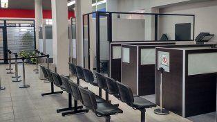 Victoria: Una mujer falleció cuando esperaba en las filas del banco