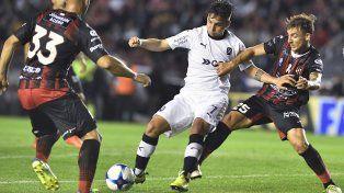 Fue empate para el equipo de Juan Pablo Pumpido en su visita a Avellaneda.