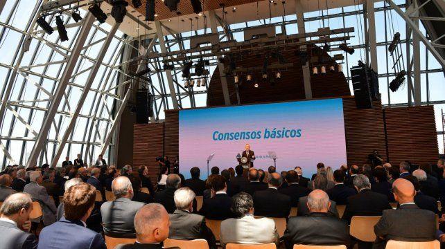 Los tres ejes de la reforma de Macri