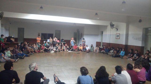 La última ronda del 7° EPEP en Paraná. FotoUNO.