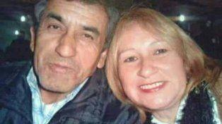 Femicida. Díaz buscó a su esposa, y pese a tener restricciones, la asesinó a tiros.