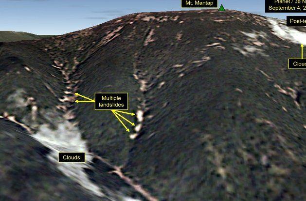 Unos 200 norcoreanos podrían haber muerto tras colapsar un túnel en el sitio de las pruebas nucleares