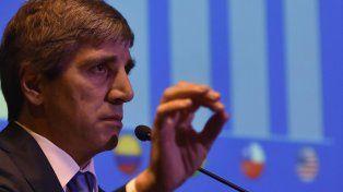 Luis Caputo: El Gobierno argentino tiene una política de Estado para expandir la Inclusión financierapor todo el país.
