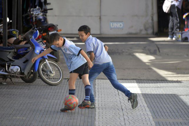 Argentina. Foto UNO Mateo Oviedo.