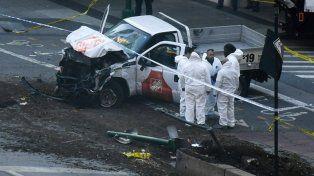 Ataque terrorista en Nueva York: hay al menos ocho muertos