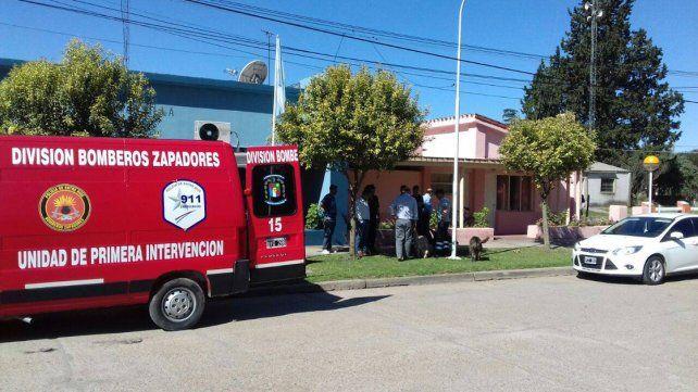 Expectativas. Hoy llega un grupo de gendarmes especializados en la búsqueda de personas.