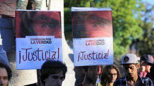 Marchan con la consigna El Estado es responsable, a un año de la muerte de Santiago Maldonado