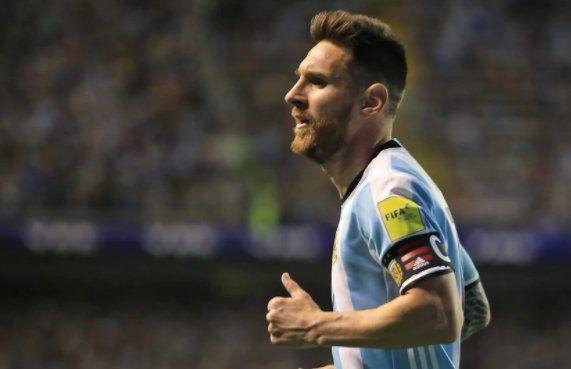 Messi no jugará el amistoso ante Nigeria