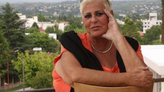 María Martha Serra Lima fue internada de urgencia en terapia intensiva