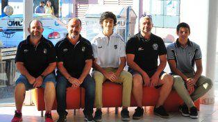 Dirigentes y jugadores de la M15 del CAE hablaron del certamen que se desarrollará en El Plumazo.