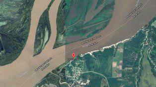 Prefectura aclara su intervención por la muerte del baqueano de la isla