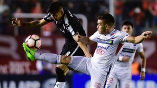 Independiente se metió en las semifinales de la Sudamericana