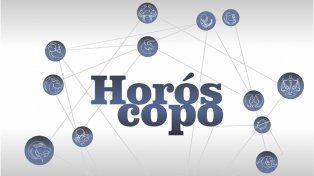 El horóscopo para este viernes 3 de noviembre