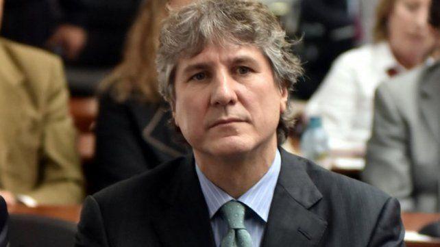 Detuvieron al exvicepresidente Amado Boudou, acusado de enriquecimiento ilícito