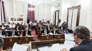Acuerdo. La oposición y el oficialismo aprobaron el proyecto enviado por el Ejecutivo.
