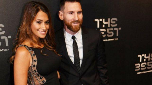 A Antonela se le escapó y los Messi confirmaron el sexo de su tercer hijo