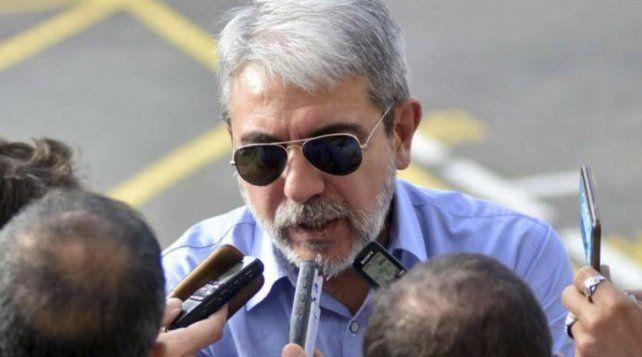 Aníbal: Estoy buscando que los dirigentes de mi partido dejen de hacerse los pelotudos