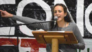 Nadia Burgos cuestionó a los diputados que legislan anteponiendo la biblia a los derechos