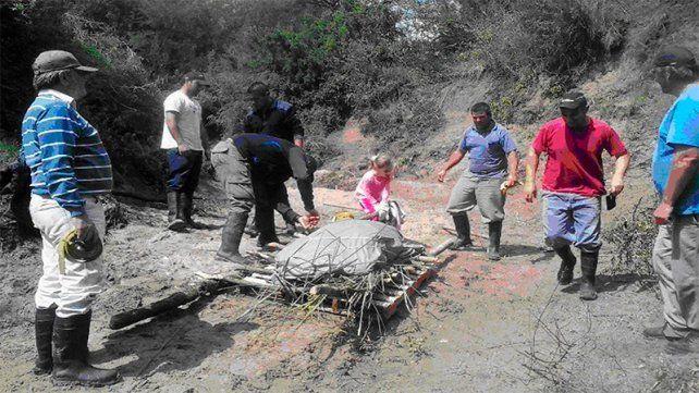 Rescatan restos fósiles de un animal que habitó en Entre Ríos hace 8 mil años