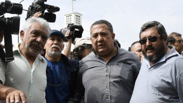 Luis DElía fue condenado a cuatro años de prisión por la toma de una comisaría