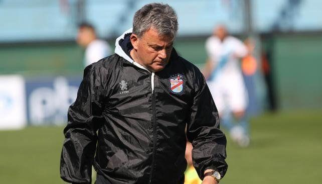 Humberto Grondona había renunciado y se arrepintió