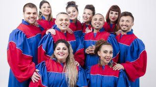 Argentina Gospel Singers en el Teatro 3 de Febrero