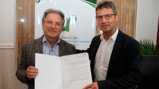 El arquitecto Marcelo Richard estará a cargo de la Unidad Ejecutora Provincial