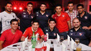 Los hinchas de Independiente tienen su fiesta anual en Paraná