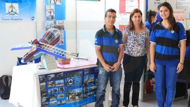 Paranatecno: Estudiantes secundarios sorprendieron por el nivel de sus proyectos
