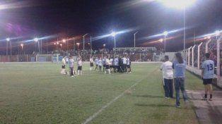 Agredieron a un árbitro en la liga federaense de fútbol